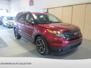 2014 FORD EXPLORER 4WD