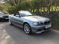 2004 BMW 2.0 318CI SE CONVERTIBLE