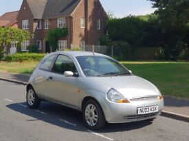 Ford KA 2003, Genuine millage 27565, service history, previous lady owner, Looking for quick sale
