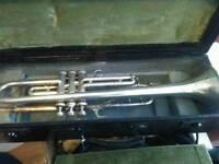 Vintage manhattan trumpet