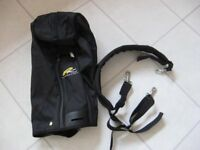 Powakaddy Bag Head Cover and Carry Strap