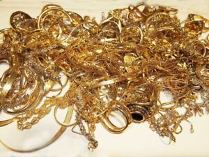 Buying unwanted scrap gold and silver