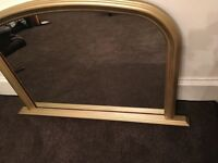 Medium sized bevelled mirror looks brand new bargain price!!