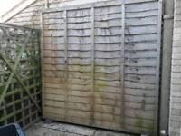 Fence Panels & Posts