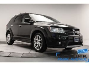 2016 Dodge Journey R/T, AWD, 7-PASS, CUIR, CAMERA DE RECUL