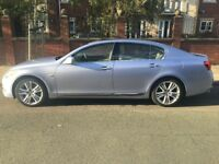 Lexus GS450H SE-L Mark Levinson Multi Media & Sunroof Top Spec Model