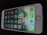 IPHONE 6 16GB WHITE /SILVER BACK