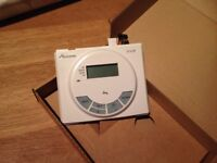 NEW UNUSED Worcester Bosch DT10RF central heating boiler receiver optimising programmer