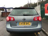 2009 (59 reg) Volkswagen Passat 2.0 TDI CR Highline 5dr Estate 1 Owner! Turbo Diesel