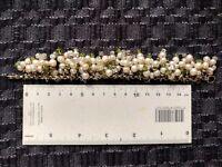 Freshwater Pearl & Peridot Bracelet