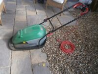 qualcast hover mower, little used