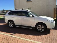 2013 MITSUBISHI Outlander GX3 FMDSH - Excellent Condition *Service Pack & Extras*