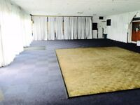 Hall for Hire with free parking in Barnet EN5 area