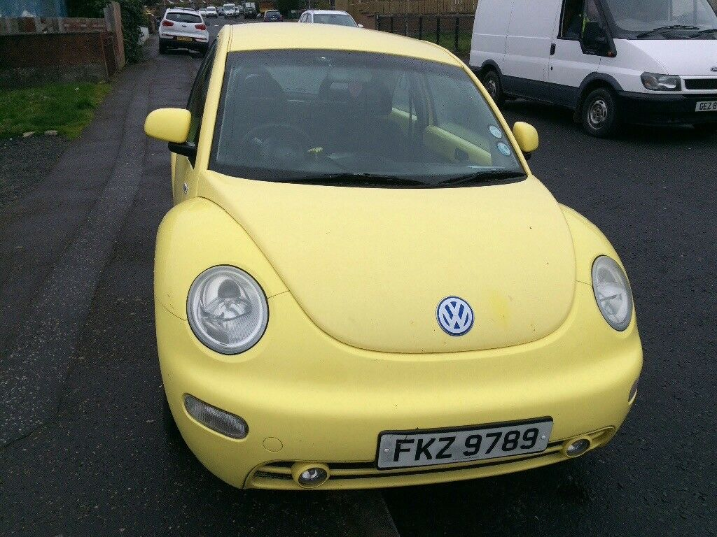 Yellow VW Beetle | in Carrickfergus, County Antrim | Gumtree