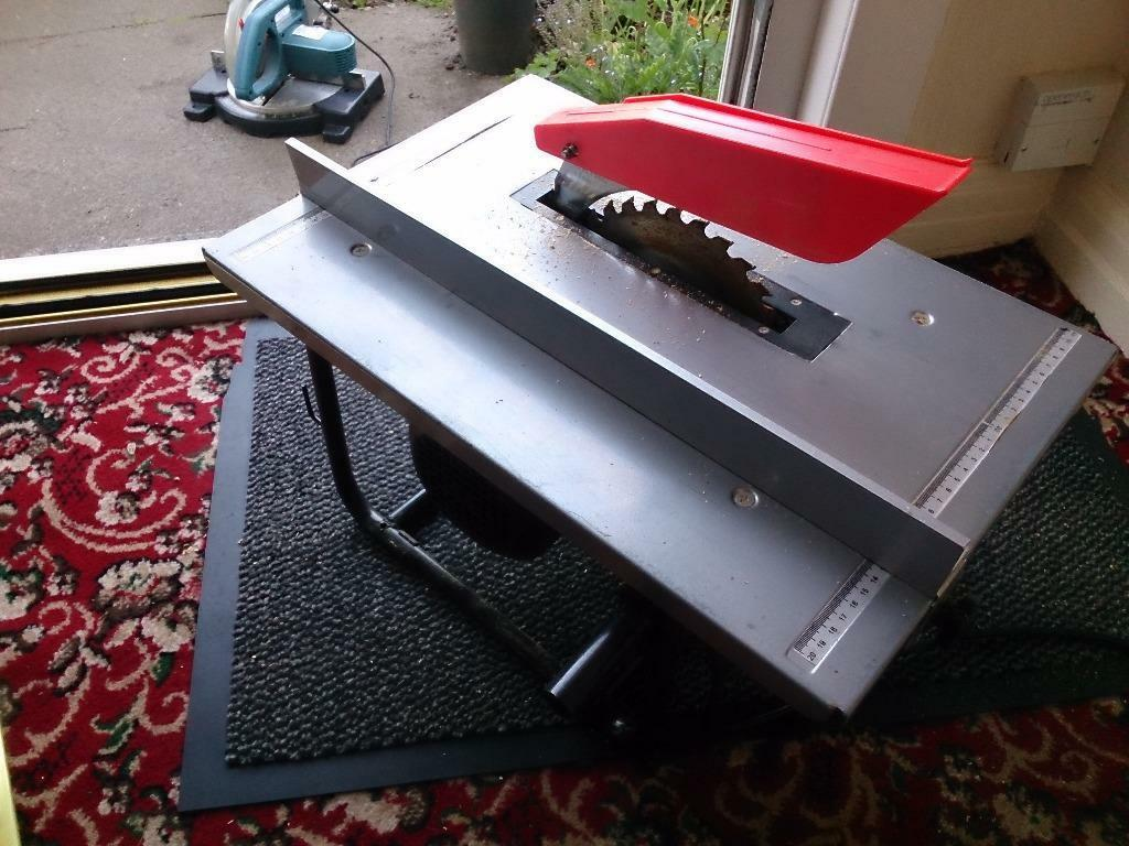 Table Saw For Sale In Newcastle Tyne And Wear Gumtree