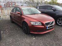 Volvo s40 2.0l diesel for sale £2950 cat c