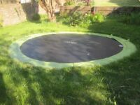 TRAMPOLINE (CIRCULAR IN-GROUND)