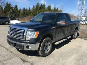 2010 Ford F-150 XLT / EXTENDED CAB / 4X4 / 4.6L 8 CYLINDER