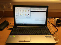 Toshiba Laptop Satellite C50, 2.6GHz, i5, 1 Tb, 15.6 inch touch screen - Excellent conditon
