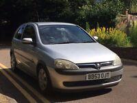 QUICK SALE WANTED! Vauxhall Corsa SXI 1.2i Twinport Petrol Manual 3door