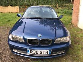 SELL/SWAP/PART EX BMW 330ci SE