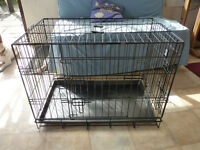 Free unwated Dog cage