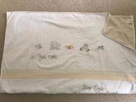 Mothercare baby sleep blanket