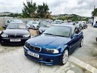 BMW 325i MSPORT CONVERTIBLE HARDTOP £2495!!