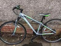 "Raleigh teenage / Men's Bike (S) 14"" frame"
