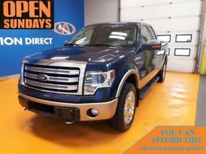 2014 Ford F-150 LARIAT 4X4! LEATHER! SUNROOF!