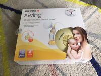 Medela Swing Electric Breast Pump Set