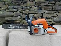 STIHL MS390 CHAINSAW (VGC)