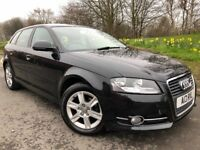 AUDI A3 1.9 TDiE SPORTBACK ~FACELIFT~£30 Year Tax~PRIVATE PLATE~~~Golf...leon..1.6 tdi