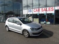 26K MILES!! 2010 10 VOLKSWAGEN POLO 1.2 SE 5D 70 BHP **** GUARANTEED FINANCE **** PART EX WELCOME