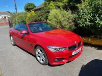 BMW, 4 SERIES, Convertible, 2016, Semi-Auto, 2993 (cc), 2 doors