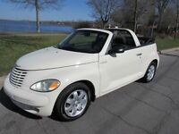 2005 Chrysler PT Cruiser TOURING || CONVERTIBLE