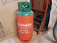 Propane gas cylinder 19kg empty