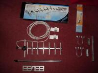 Caravan Aerial Kit