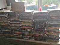 250+ dvds all originalls
