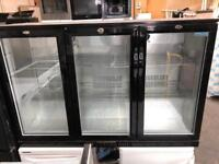 POLAR glass door chiller in good condition and perfect working order