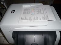hp Officejet Pro 8720 Wireless printer fax copier scan with 4 inks