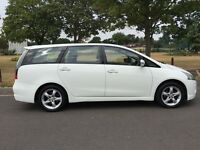 2006 Mitsubishi Grandis 2.4 Classic 5dr 7 Seater Family Car Only 1 Owner From 2006