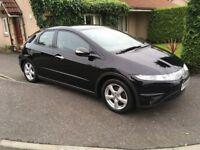 Stunning 2008 (58reg) Honda Civic SE I-VTEC 1.8....Only 52850mls.... Bargain