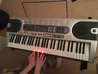 Casio Electric Keyboard - SOLD