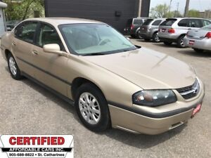 2004 Chevrolet Impala ** VERY CLEAN, CRUISE, DUAL CLIMATE **