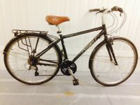 Trek 18 speed alloy frame beautiful Condition Fully serviced Alloy frame