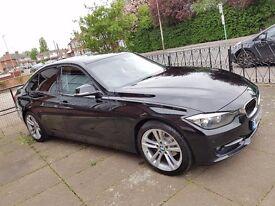 BMW 3 Series F30 (2012) 318d 4Dr Saloon 2.0 143BHP Sport 6Spd