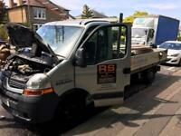 Renault master ll35 dropside Spares and repair