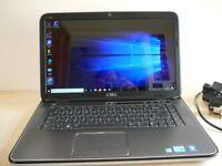 Dell XPS L501x i5 Windows 10 laptop