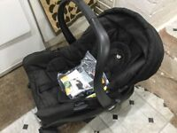Gemm Joie car seat with isofix